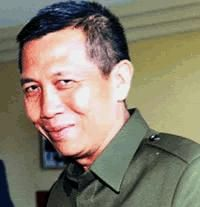 Bali's Police Chief